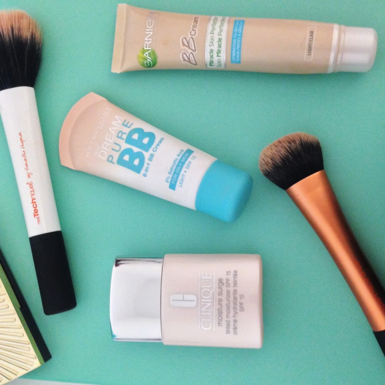 BB Creams and Tinted Moisturisers