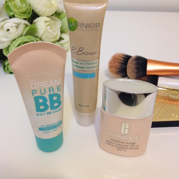 My Favourite BB Creams and Tinted Moisturisers