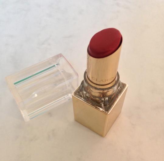 Clarins Woodrose Lipstick