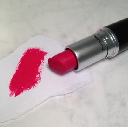 Mac Matte Lipstick All Fired Up Colour