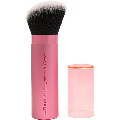 real techniques retractable blush brush