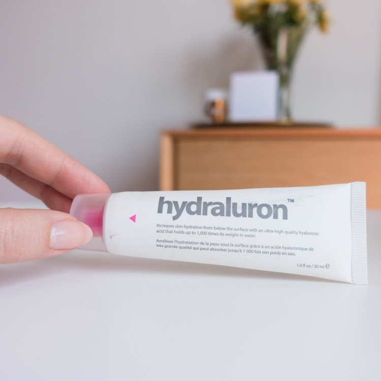 Dehydrated Skin - Hydraluron Review