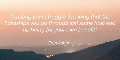 Zain Asher Quote