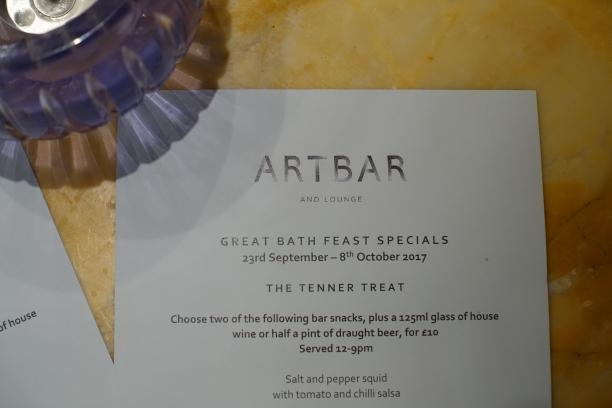 GBF Tenner Treat Abbey Hotel